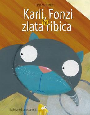 To je maček Fonzi