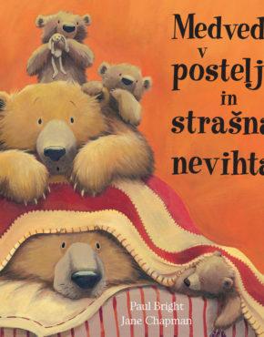 Medvedi-V POSTELJI