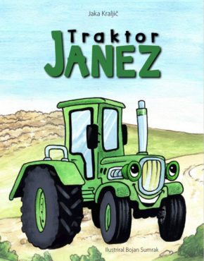 Traktor janez naslovnica